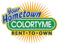 colortyme rent to own